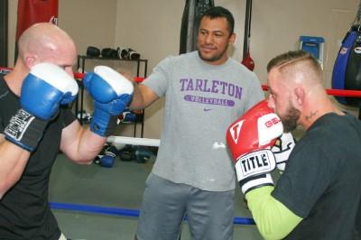 amateur boxing coaching in iowa